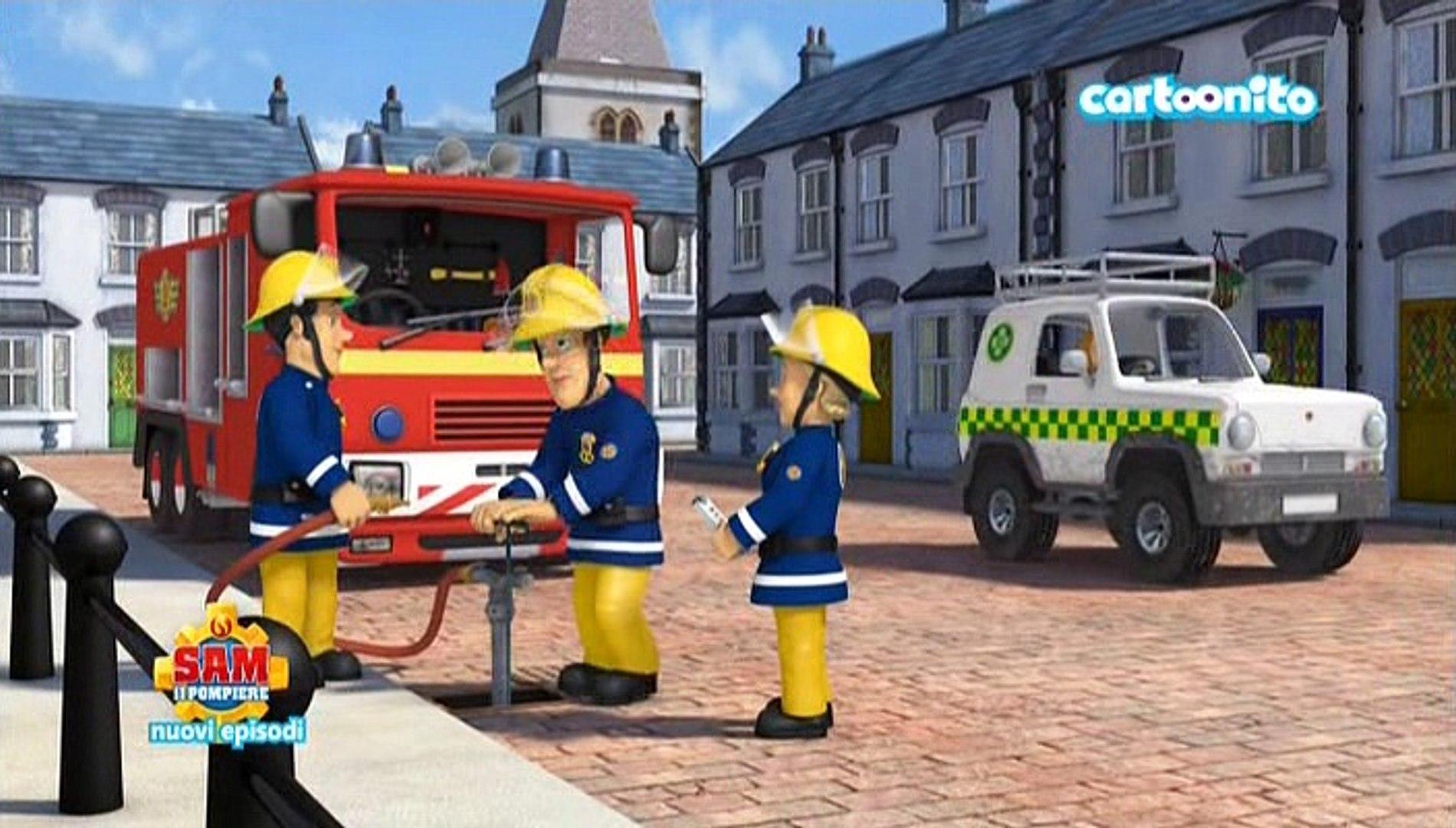 Sam Il Pompiere S10e21 22 Il Giorno Del Pinguino La Fiera Di