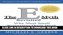 [Ebook] The E-Myth Revisited: Why Most Small Businesses Don t Work and What to Do About It