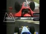 Schumacher - Alonso onboard qualify bahreim 2006