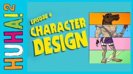 Ep 6: Figuren-Design   Happy Harry's HuHa 2 How-Tos!