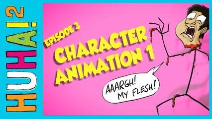 Ep 3: Figuren-Animation 1 | Happy Harry's HuHa 2 How-Tos!