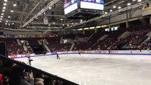 2016-10-28 Skate Canada Practice - Yuzuru Hanyu Clips 02