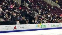2016-10-29 Skate Canada Practice - Yuzuru Hanyu Clips 01