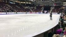 2016-10-29 Skate Canada Practice - Yuzuru Hanyu Clips 02