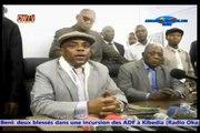 RDC: quelques membres du Rassemblement signent l'accord politique du dialogue