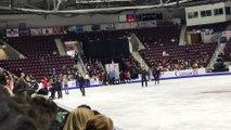 2016-10-30 Skate Canada Gala Practice - Yuzuru Hanyu Clips Part 01