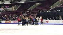 2016-10-30 Skate Canada Gala Practice - Yuzuru Hanyu Clips Part 02