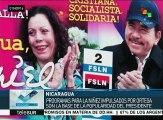 Nicaragua: programas sociales impulsan a Daniel Ortega a la reelección