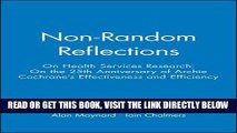 [FREE] EBOOK Non-Random Reflections: On Health Services Research: On the 25th Anniversary of