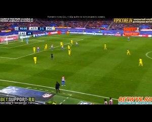 2 Goal Goal Antoine Griezmann - Atletico Madrid 2-1 FC Rostov (01.11.2016) Champions League