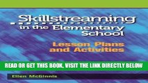 [Free Read] Skillstreaming In The Elementary School: Lesson Plans And Activities Free Online