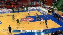 Cibona v Sidigas Avellino [ Highlights - Basketball Champions League ]