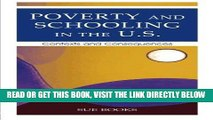 [Free Read] Poverty and Schooling in the U.S.: Contexts and Consequences Full Online