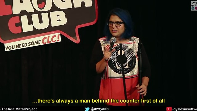 Bra Shopping _Stand Up Comedy by Aditi Mittal_HD