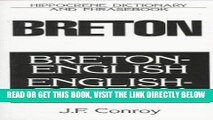 [FREE] EBOOK Breton-English/English-Breton: Dictionary and Phrasebook BEST COLLECTION