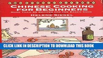 [New] Ebook Chinese Cooking for Beginners: More Than 65 Recipes for the Eager Cook (Ethnic