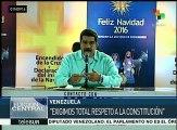 Venezuela: oposición suspende convocatoria de marchar hacia Miraflores