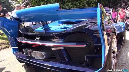 Bugatti Vision GT HUGE Exhaust Sounds - LOUD Revs b94950d140