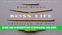 Ebook Boss Life: Surviving My Own Small Business Free Read