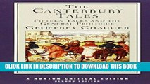[DOWNLOAD] PDF The Canterbury Tales: Fifteen Tales and the General Prologue (Norton Critical