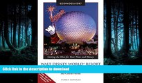 FAVORIT BOOK Econoguide Walt Disney World Resort Universal Orlando, 4th: Also Includes Sea World