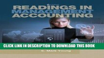 [DOWNLOAD] PDF Readings in Management Accounting (6th Edition) New BEST SELLER