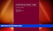 Big Deals  Contracting Law (Carolina Academic Press Law Casebook)  Full Read Best Seller