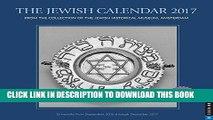 [PDF] The Jewish Calendar 2017: Jewish Year 5777 16-Month Wall Calendar Full Online