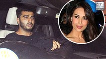 Arjun Kapoor SPOTTED Outside Malaika Arora's House
