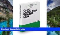 Must Have  Ohio Landlord Tenant Law, 2012-2013 ed. (Baldwin s Ohio Handbook Series)  Premium PDF