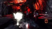 God of war 3 - Guia en español (parte 24) (muerte de Gaia) (modo titan)