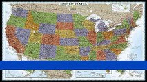 [FREE] EBOOK United States Decorator [Enlarged and Laminated] (National Geographic Reference Map)