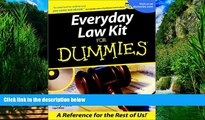 Books to Read  Everyday Law Kit For Dummies? (For Dummies (Lifestyles Paperback))  Full Ebooks