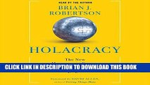 [READ] EBOOK Holacracy: The New Management System for a Rapidly Changing World BEST COLLECTION