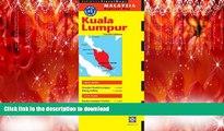 FAVORIT BOOK Kuala Lumpur Travel Map Fourth Edition (Periplus Travel Maps. Malaysia Regional Maps)