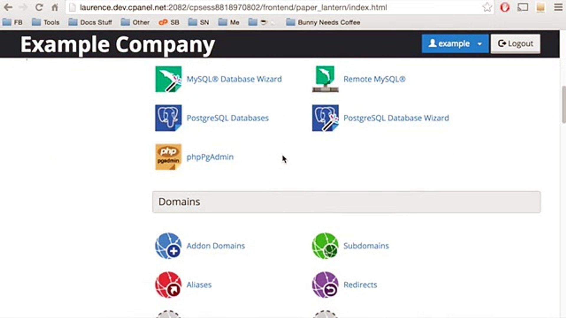 cPanel Tutorials  Addon Domains