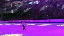 Yuzuru Hanyu 2016 Skate Canada Gala Practice