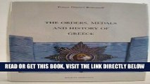 [READ] EBOOK The Orders, Medals and History of Greece ONLINE COLLECTION