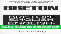 [READ] EBOOK Breton-English/English-Breton: Dictionary and Phrasebook BEST COLLECTION