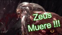 God of war 3 - Guia en español (parte 25) (muerte de zeus) (final) (modo titan)