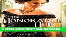 Best Seller The Honorable Heir Free Read
