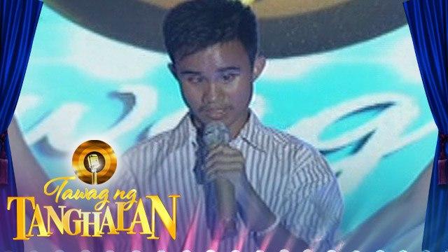 Tawag ng Tanghalan: Carlmalone gets fourth Tawag ng Tanghalan win