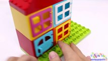Building Blocks Toys for Children Lego Playhouse Kids Day Creative ep2