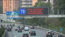 Madrid levanta las restricciones al tráfico