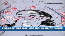 [PDF] FREE Steve Vai Real Illusions: Reflections (Guitar Recorded Version) [Download] Full Ebook