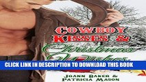 Ebook Cowboy Kisses and Christmas Wishes (BBW Holiday Romance) Free Read