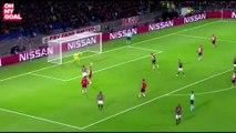 L'incroyable enchaînement de Lewandowski contre le PSV