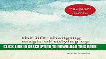 Best Seller The Life-Changing Magic of Tidying Up: The Japanese Art of Decluttering and Organizing