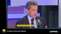 Nicolas Sarkozy : Son lapsus très amusant sur François Bayrou et François Baroin