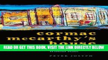 [PDF] Cormac McCarthy s House: Reading McCarthy Without Walls Full Online
